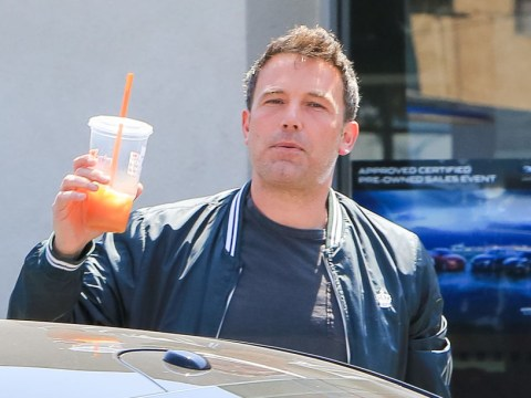 Ben Affleck returns home from rehab to 'work out' as he's seen for the first time since intervention