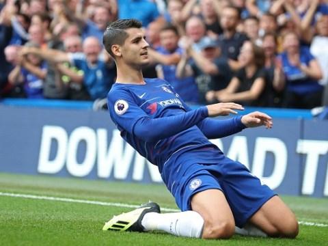 Chelsea striker Alvaro Morata eyes potential Real Madrid return