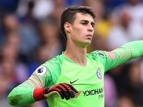 Kepa Arrizabalaga reveals why he chose to join Chelsea after rejecting Real Madrid