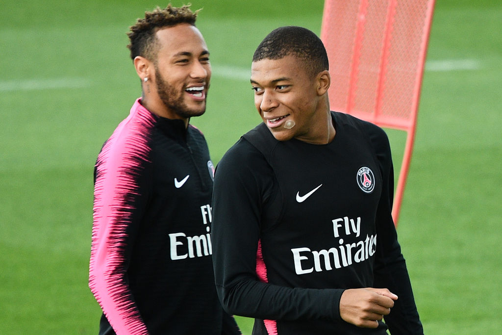 Kylian Mbappe or Neymar? Diego Simeone reveals who he would rather sign