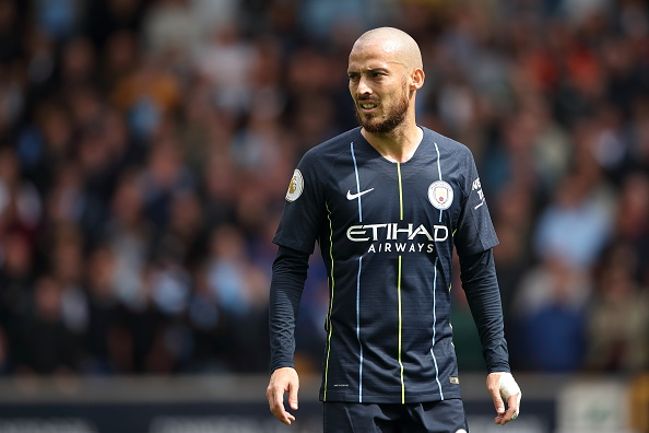 David Silva reveals his desire to play for boyhood club after Manchester City