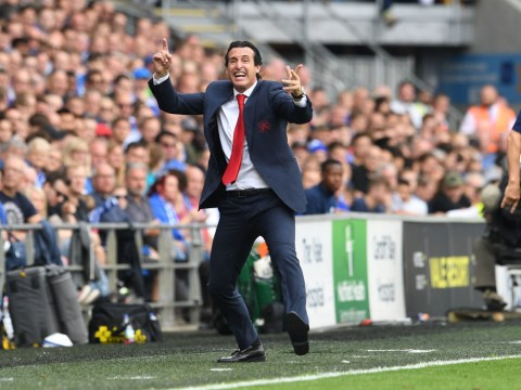 Arsenal manager Unai Emery frustrated by continued uncertainty surrounding future of Ivan Gazidis