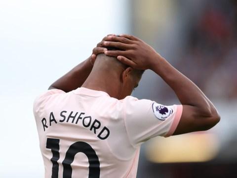 Rio Ferdinand suggests Jose Mourinho does not 'trust' Marcus Rashford