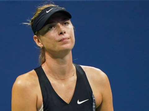Maria Sharapova out of the US Open as remarkable unbeaten run is ended by Carla Suarez Navarro