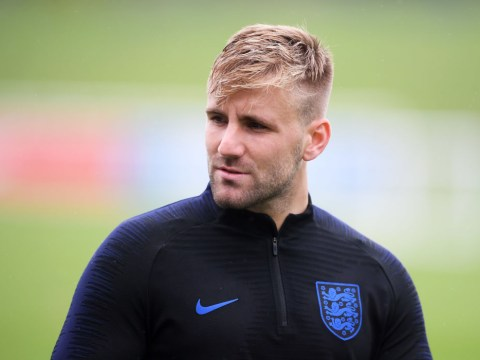 Manchester United star Luke Shaw reveals he almost lost his leg