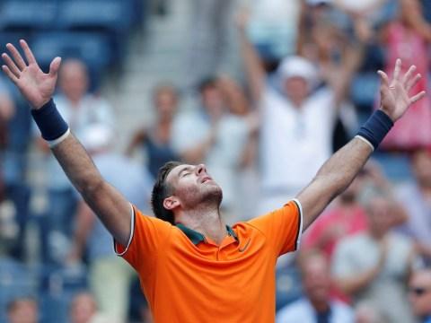 John Isner rates Juan Martin del Potro's chances of beating Rafael Nadal and Novak Djokovic to US Open title