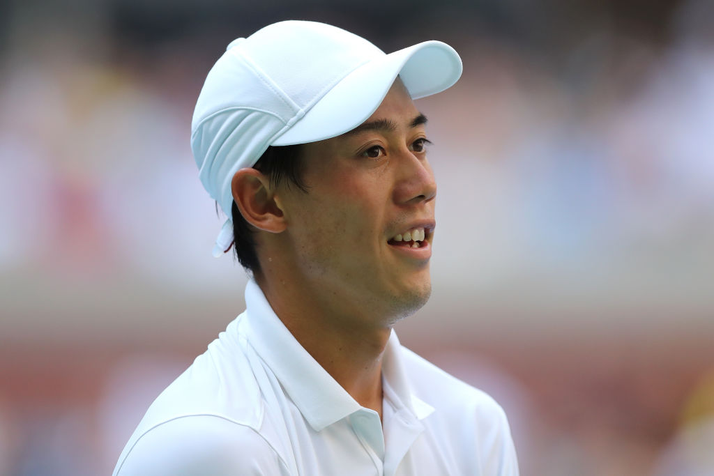 Kei Nishikori speaks out after making history with Naomi Osaka at the US Open