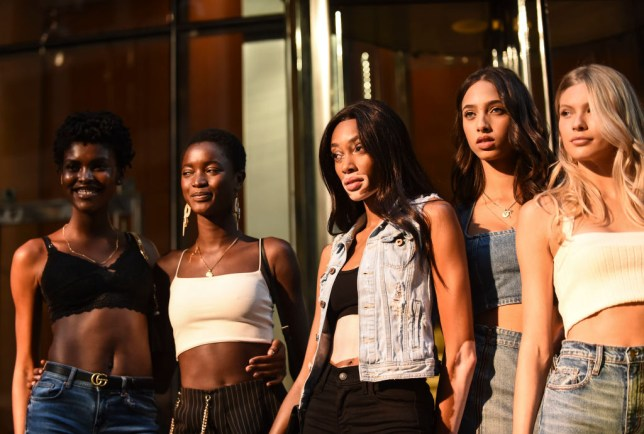 b570b65a168 Meet all the Victoria s Secret Fashion Show models walking the 2018 runway