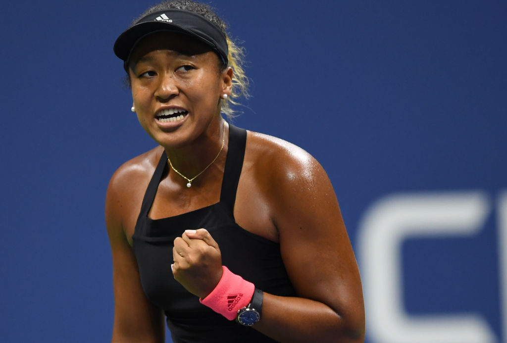 Naomi Osaka makes history as she joins Serena Williams in the US Open final