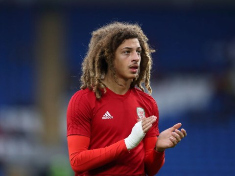 The strange reason that England rejected Ethan Ampadu when he was 14