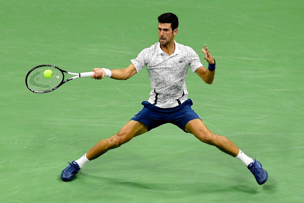Novak Djokovic closes in on Pete Sampras Grand Slam haul after reaching eighth US Open final