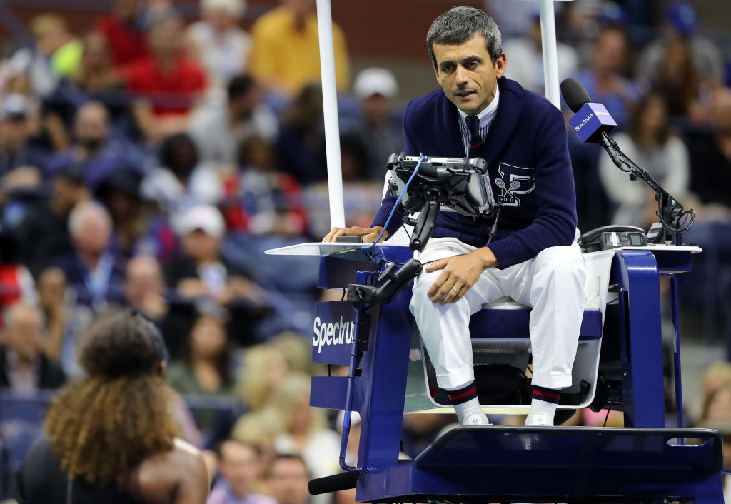 Umpire Carlos Ramos hits back after Serena Williams outburst in US Open final
