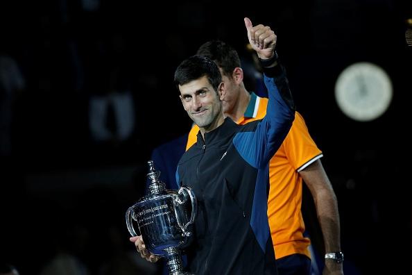 Juan Martin del Potro backs Novak Djokovic to surpass Roger Federer and Rafael Nadal's Grand Slam records after US Open win