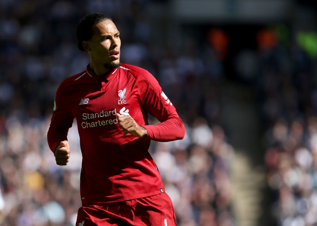 The reason Arsenal turned down the chance to sign Liverpool star Virgil van Dijk for just £12million