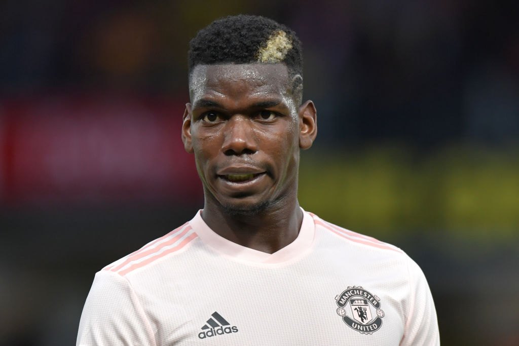 Juventus ready to offer Manchester United £50m plus Paulo Dybala for Paul Pogba