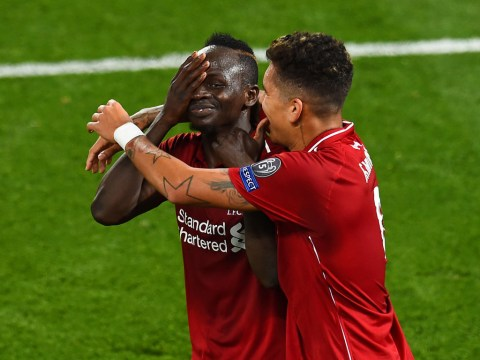 Sadio Mane reveals the text message he sent Liverpool striker Roberto Firmino before PSG victory