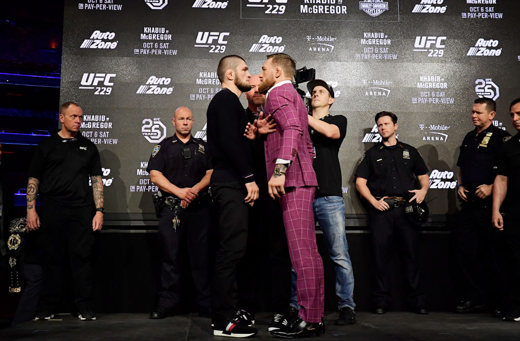 When is the Conor McGregor vs Khabib Nurmagomedov weigh-in and how to watch the UFC 229 ceremonial weigh-ins?