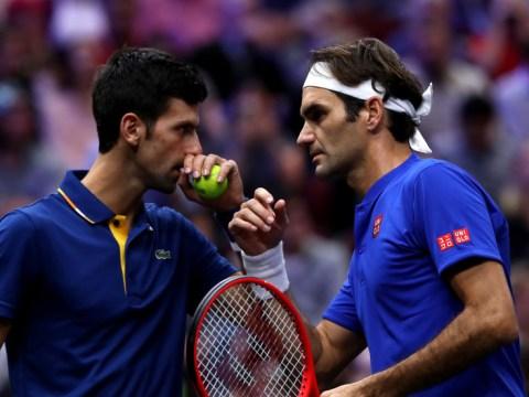 Roger Federer and Novak Djokovic speak out after shock Laver Cup doubles defeat