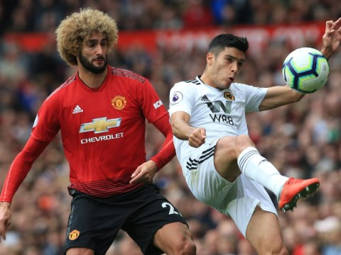 Marouane Fellaini makes worrying admission after Manchester United fall flat against Wolves