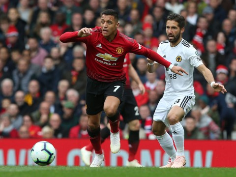 Jose Mourinho hits out at Alexis Sanchez and Romelu Lukaku after Manchester United draw with Wolves