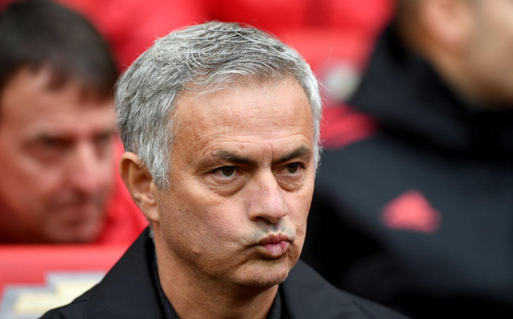 Manchester United manager Jose Mourinho considering shock transfer move for Chelsea defender Gary Cahill