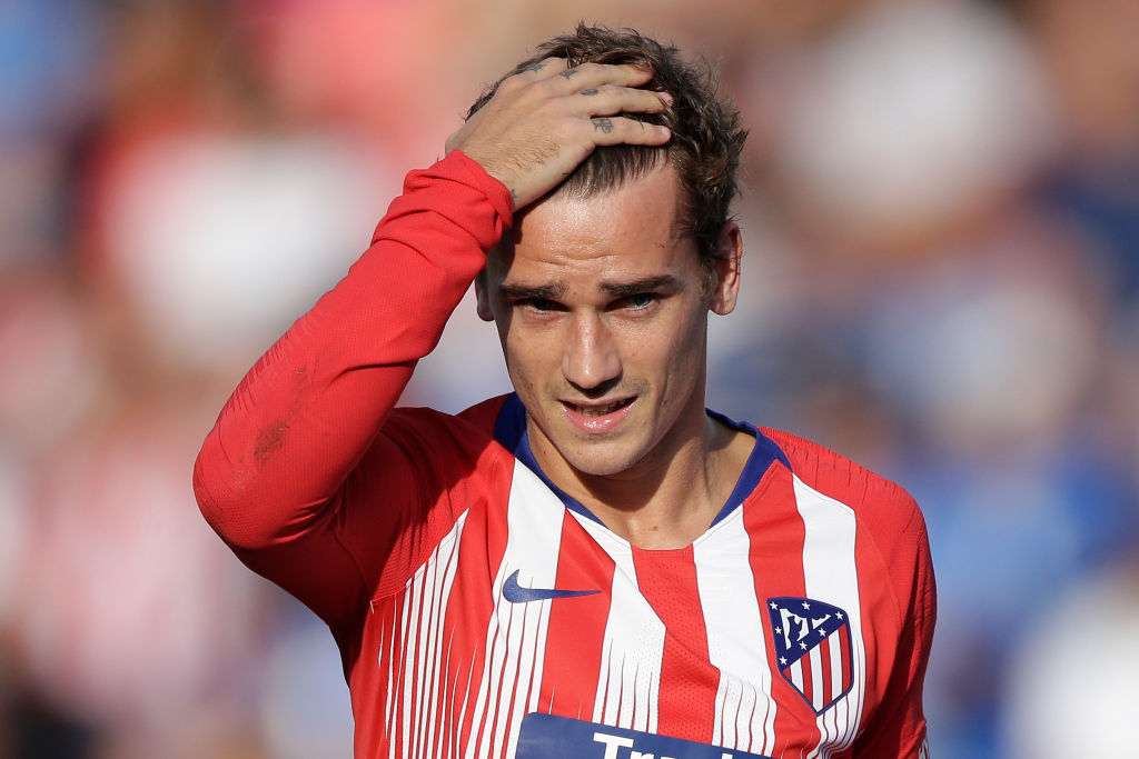 Antoine Griezmann lost sleep trying to decide whether to make Barcelona transfer