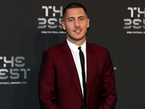 Eden Hazard reveals who he voted for to win Best FIFA Men's Player award