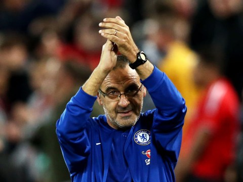 Maurizio Sarri names the Chelsea star who has surprised him the most