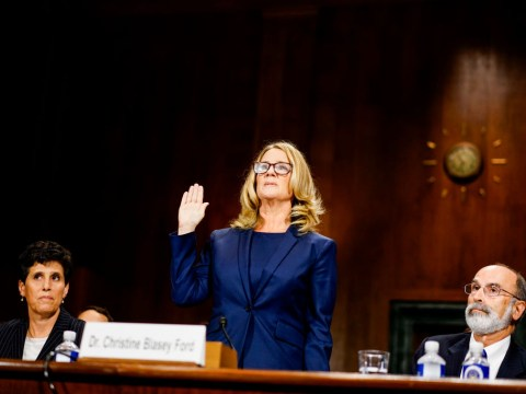 A year after Christine Blasey Ford's testimony, she still inspires me to fight for justice