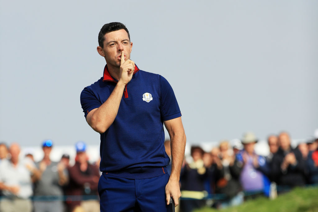 Justin Rose reveals what Rory McIlroy said before Europe's stunning Ryder Cup comeback
