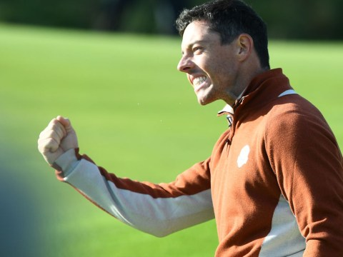 Rory McIlroy's incredible Ryder Cup outburst backfires – but Europe remain on top