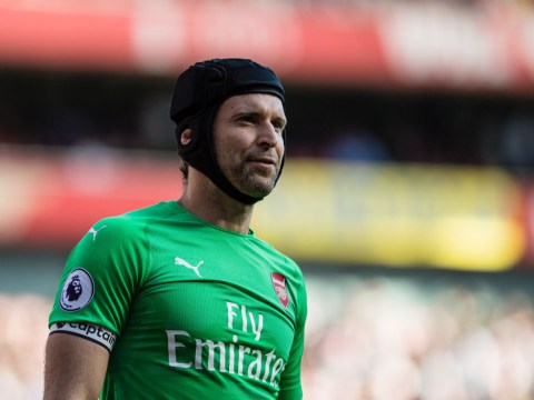 Unai Emery offers update on Petr Cech injury and praises replacement Bernd Leno