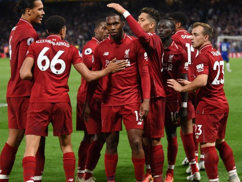 Jurgen Klopp reveals Liverpool stars 'danced around' Daniel Sturridge in changing room after game