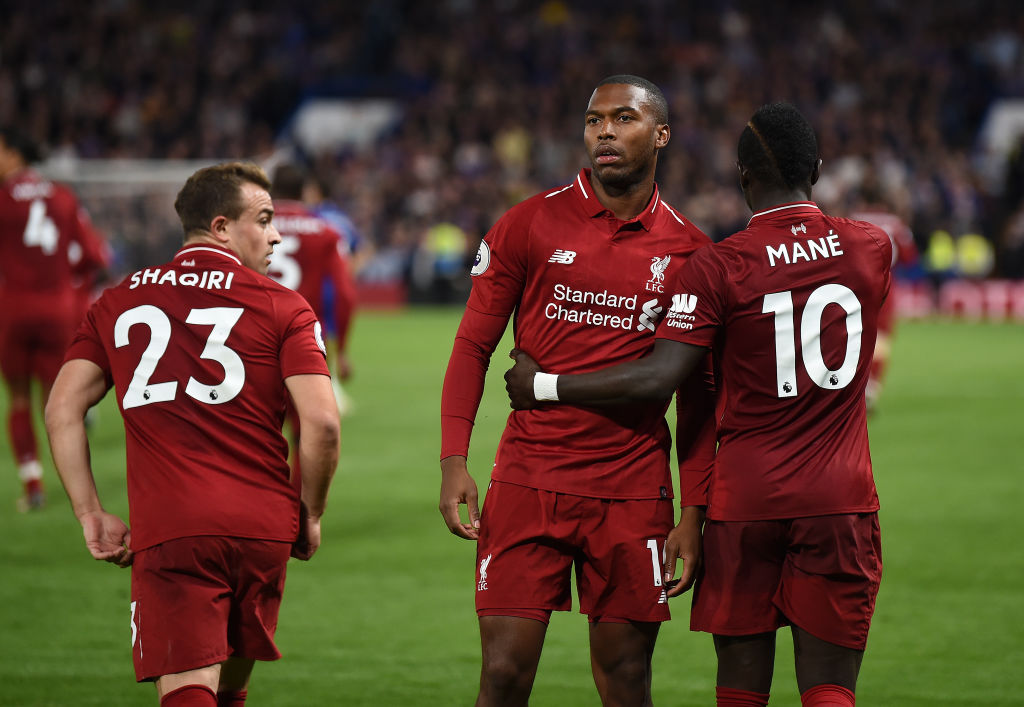 Daniel Sturridge apologises to Chelsea after second wonder goal for Liverpool