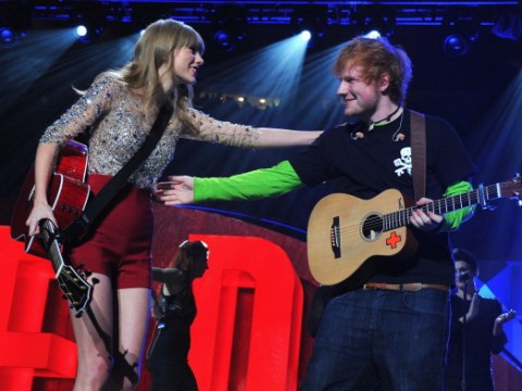 Taylor Swift roasts Ed Sheeran about fitness on friendly hike as she jibes: 'It's called cardio, bro'