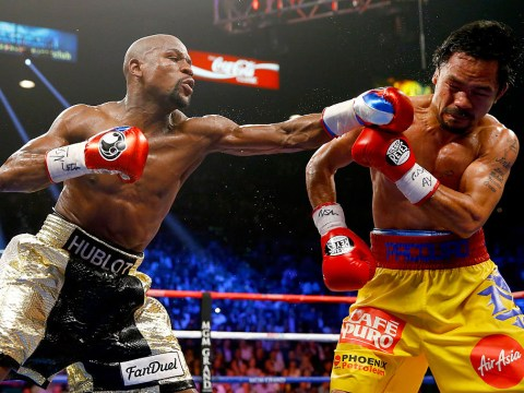 Floyd Mayweather claims he is coming out of retirement to fight Manny Pacquiao in December