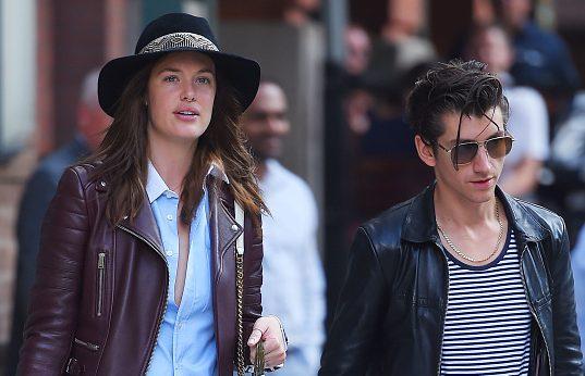 Arctic Monkeys singer Alex Turner splits from model girlfriend Taylor Bagley despite being 'very much in love'