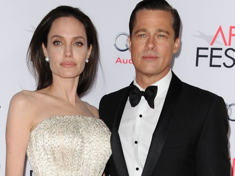Brad Pitt 'focusing on being the best dad he can be' as Angelina Jolie divorce battle rages on