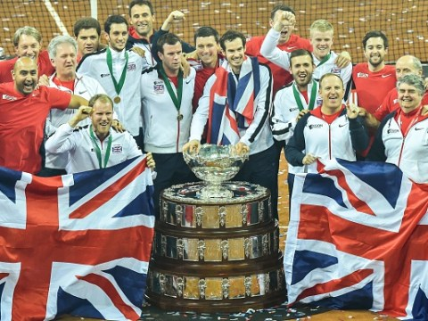 Great Britain awarded wildcard for newly-formatted Davis Cup