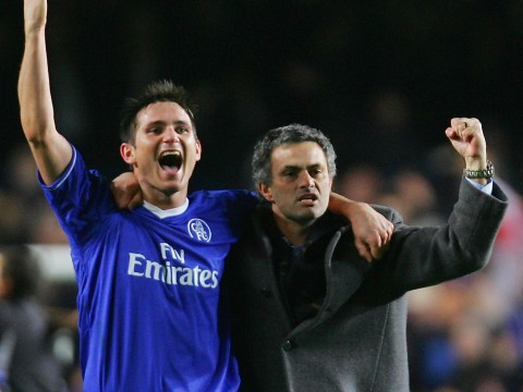 Manchester United boss Jose Mourinho excited by prospect of Frank Lampard reunion in Carabao Cup