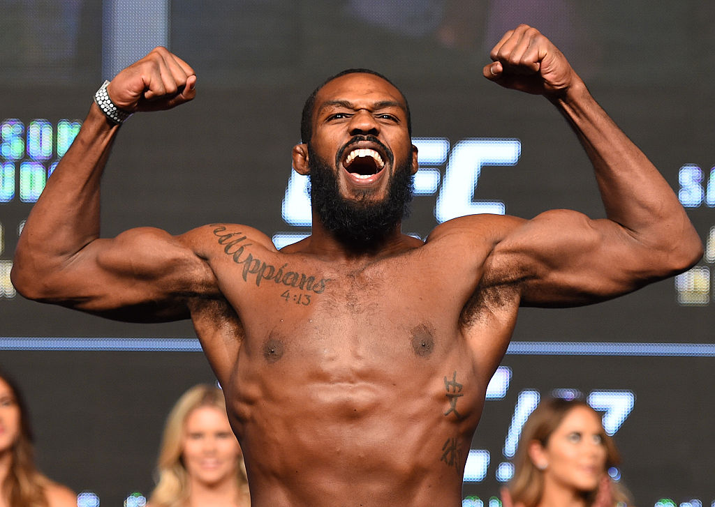 Jon Jones wants to fight Anthony Joshua and Deontay Wilder to please fans