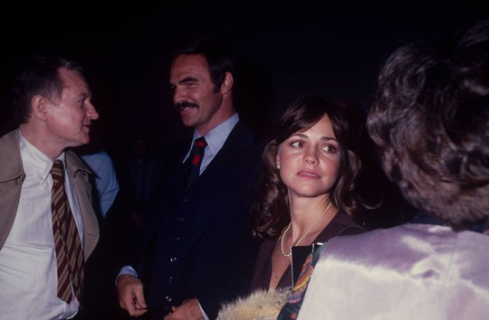 208980b6fa8 A look back at Burt Reynolds and Sally Field s relationship