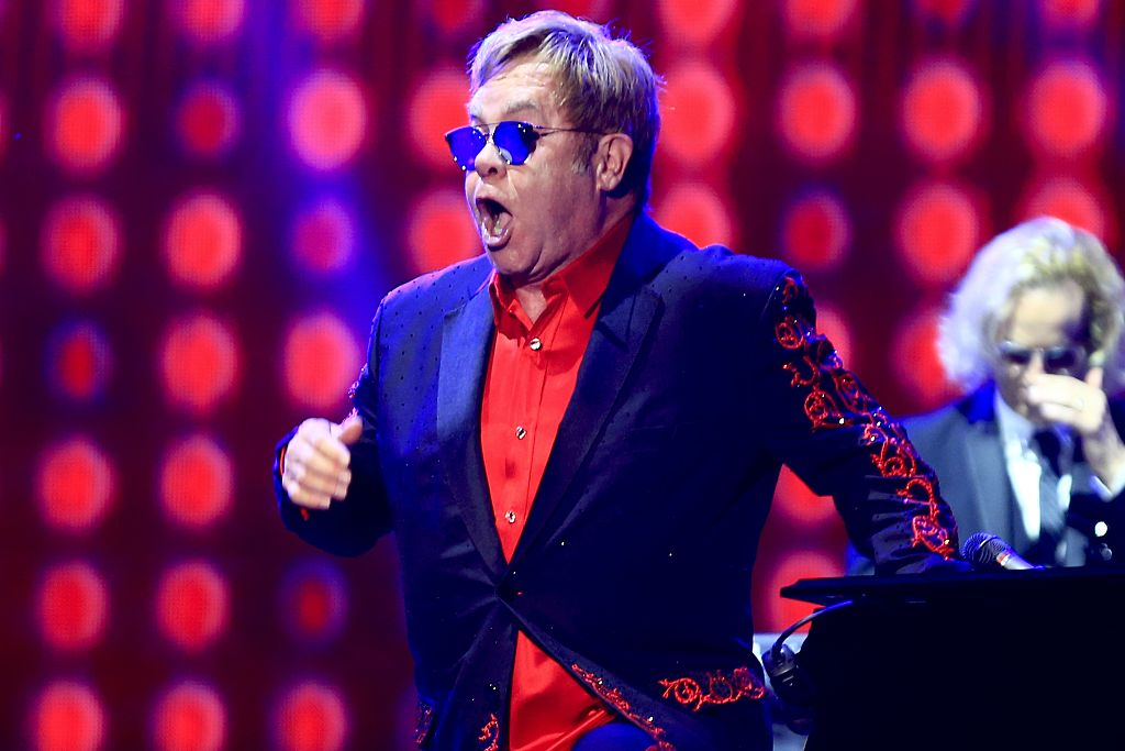 Elton John reaches out to the real John Lewis after years of festive torment about his Twitter account