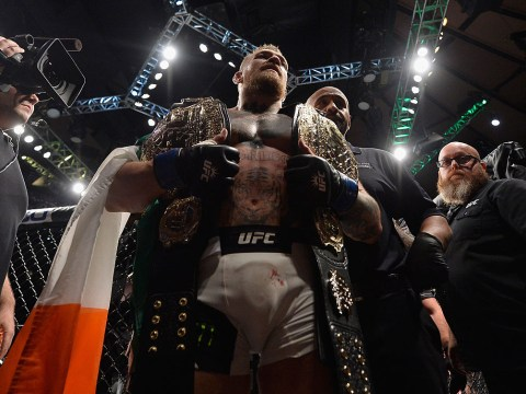 When is McGregor vs Khabib at UFC 229? Fight card, UK time, TV channel and odds