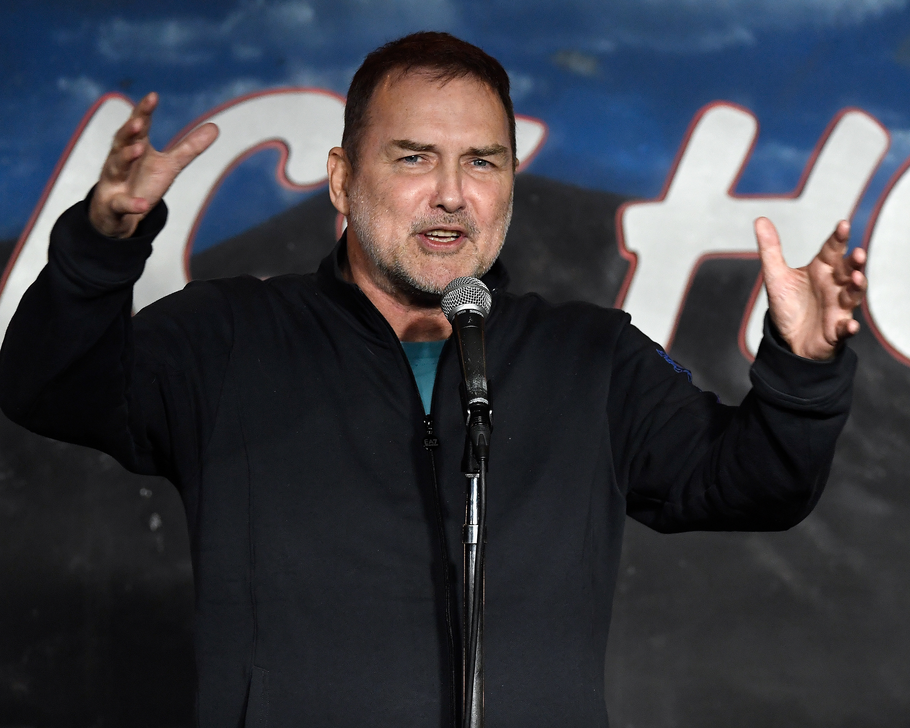 Norm Macdonald is cancelled as he defends Roseanne and Louis CK