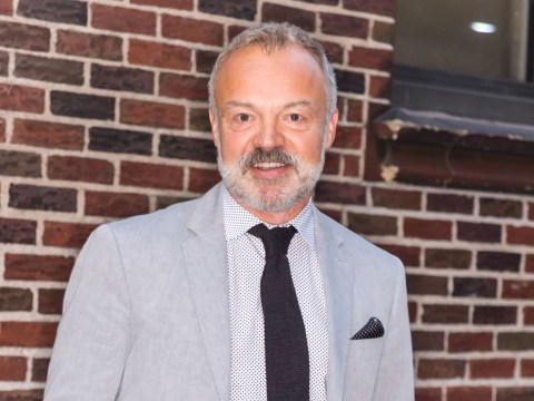 Graham Norton 'dating crew member on his show in secret for nearly a year'