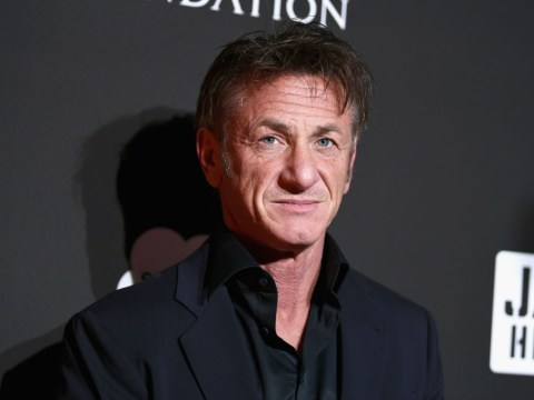 How old is The First's Sean Penn and which movies did he win Oscars for?
