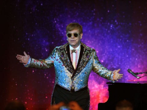 Sir Elton John age, real name, husband, net worth and tour as he appears in the John Lewis Christmas advert