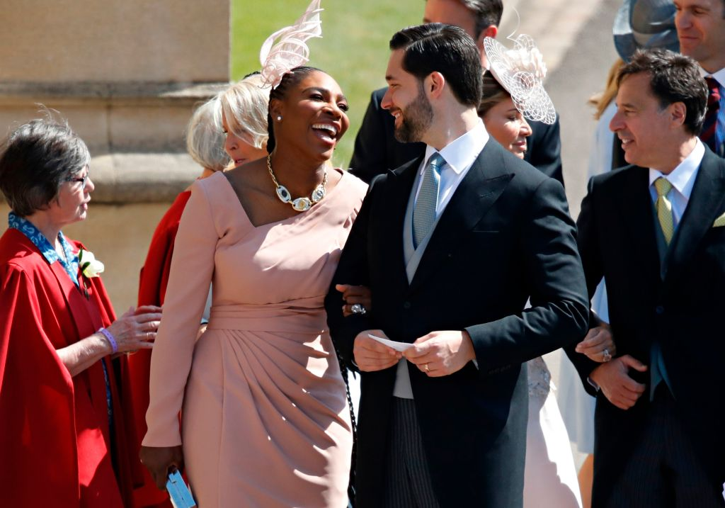 Black women can be happy and loved – Serena Williams isn't 'performing' anything in her relationship