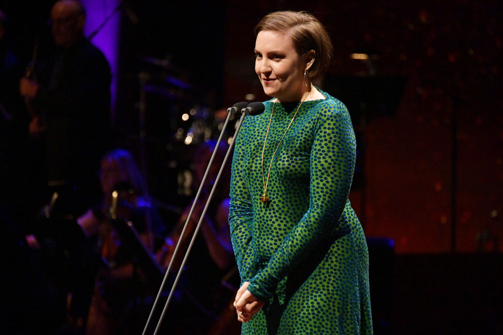 Lena Dunham 'hit hard' by the fact she will never bear children as she becomes 'obsessed with babies' after hysterectomy